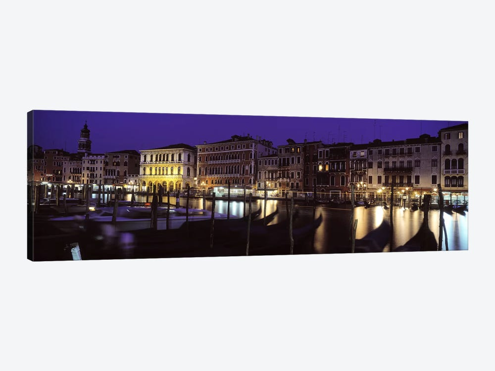 Grand Canal Venice Italy by Panoramic Images 1-piece Canvas Artwork