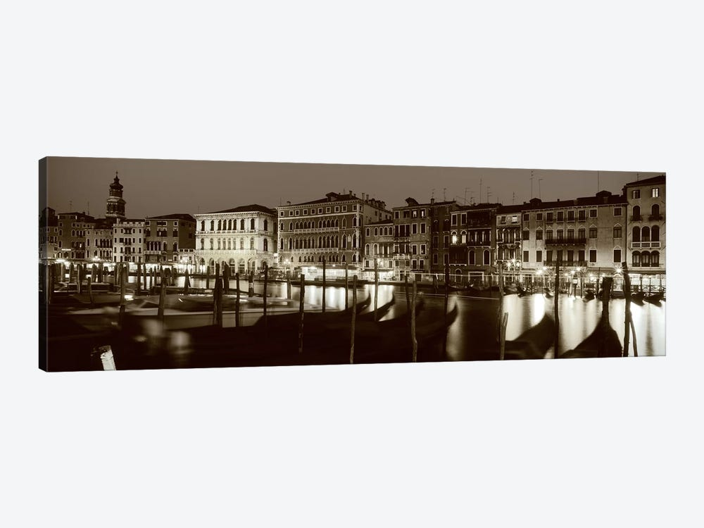 Grand Canal Venice Italy by Panoramic Images 1-piece Canvas Art Print