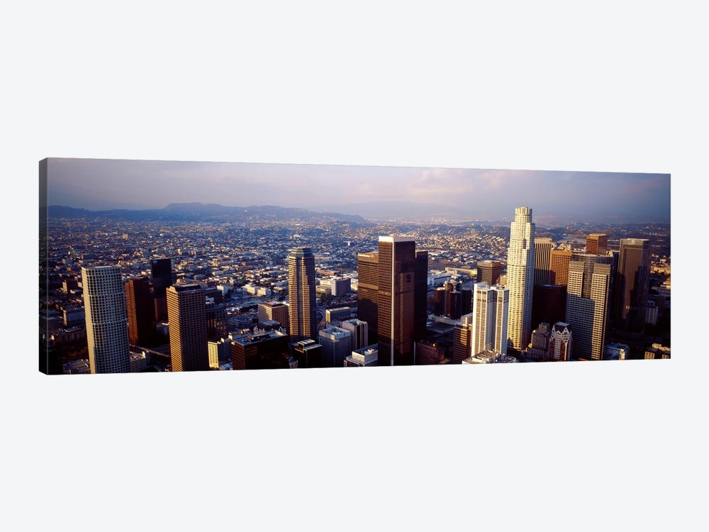 Los Angeles, California, USA #2 by Panoramic Images 1-piece Canvas Wall Art