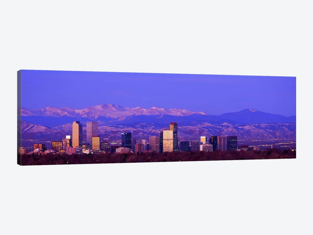Denver, Colorado, USA #2 by Panoramic Images 1-piece Canvas Wall Art