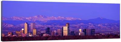 Denver, Colorado, USA #2 Canvas Art Print