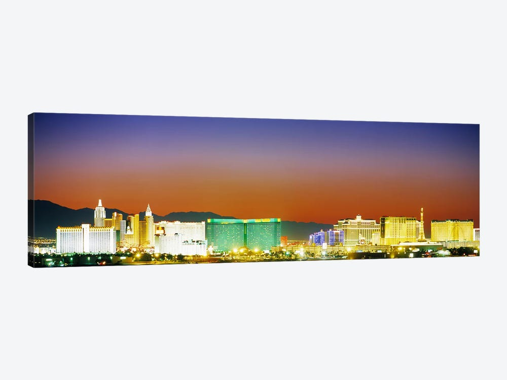Las Vegas, Nevada, USA #2 by Panoramic Images 1-piece Canvas Artwork