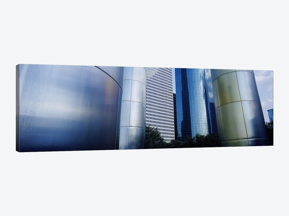 Buildings in a city, Houston, Texas, USA #2 by Panoramic Images 1-piece Canvas Art