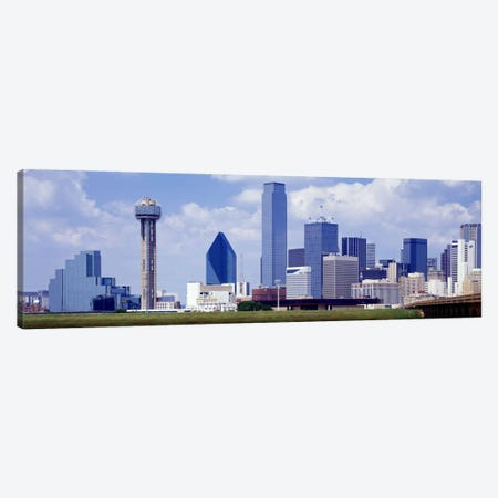 Dallas, Texas, USA #2 Canvas Print #PIM3642} by Panoramic Images Canvas Art