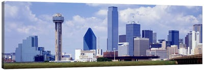 Dallas, Texas, USA #2 Canvas Art Print