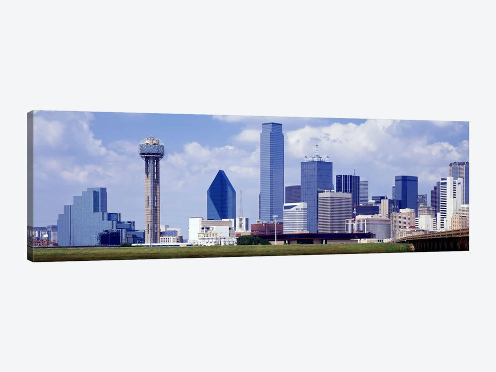 Dallas, Texas, USA #2 by Panoramic Images 1-piece Canvas Artwork