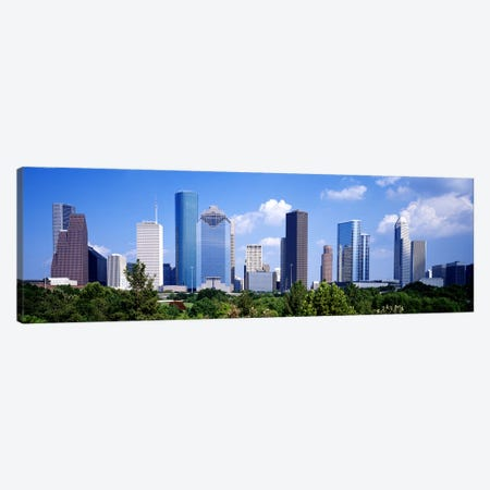 HoustonTexas, USA Canvas Print #PIM3646} by Panoramic Images Canvas Print