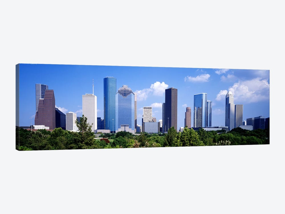 HoustonTexas, USA by Panoramic Images 1-piece Canvas Wall Art