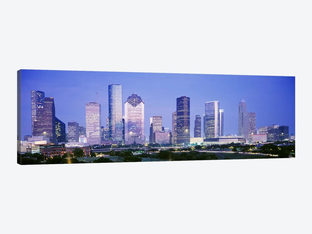 HoustonTexas, USA by Panoramic Images 1-piece Canvas Art Print