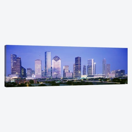 HoustonTexas, USA Canvas Print #PIM3649} by Panoramic Images Canvas Wall Art
