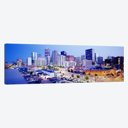 DenverColorado, USA Canvas Print #PIM3652} by Panoramic Images Canvas Print