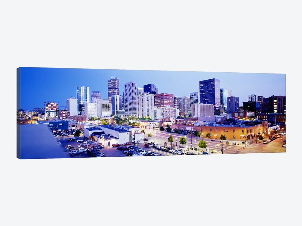 DenverColorado, USA by Panoramic Images 1-piece Art Print