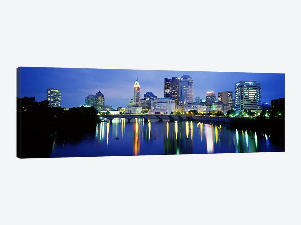 Columbus OH by Panoramic Images 1-piece Canvas Artwork