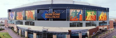 Bank One Ballpark Phoenix Az Canvas Artwork Icanvas