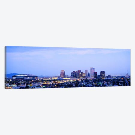 Phoenix Arizona USA Canvas Print #PIM3663} by Panoramic Images Canvas Artwork