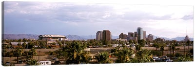 Downtown Skyline, Phoenix, Maricopa County, Arizona, USA Canvas Art Print