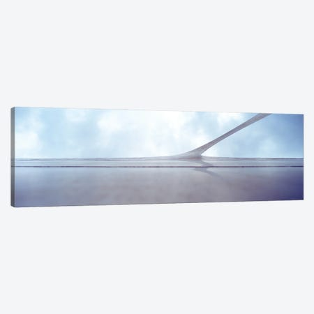 Low-Angle View, Gateway Arch, St. Louis, Missouri, USA Canvas Print #PIM3665} by Panoramic Images Canvas Art Print