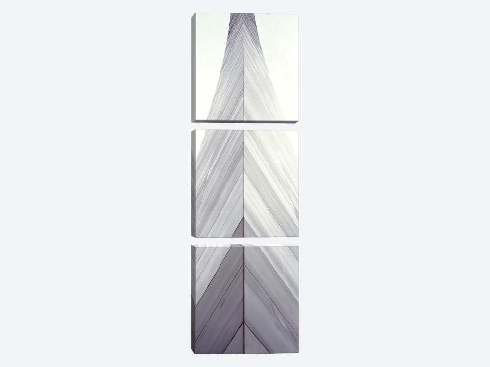 St Louis Arch St Louis MO by Panoramic Images 3-piece Canvas Artwork