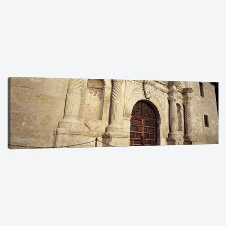 The Alamo San Antonio TX Canvas Print #PIM3667} by Panoramic Images Canvas Art Print