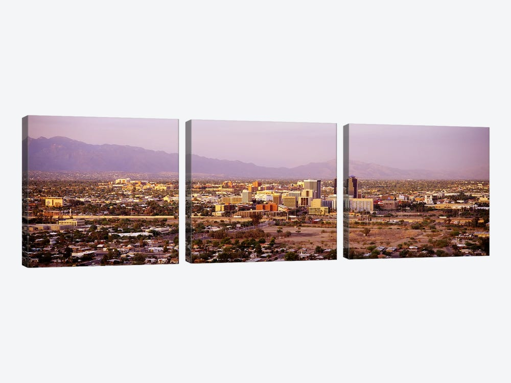 Tucson Arizona USA by Panoramic Images 3-piece Canvas Artwork