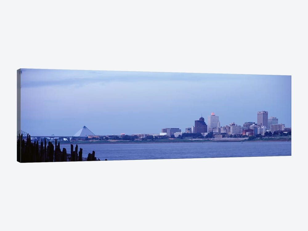 Memphis TN by Panoramic Images 1-piece Canvas Print