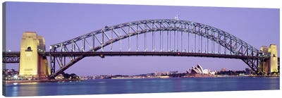 Sydney Harbor Bridge, Sydney, New South Wales, Australia Canvas Art Print