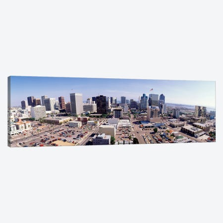 USA, California, San Diego, Downtown District Canvas Print #PIM3676} by Panoramic Images Canvas Art