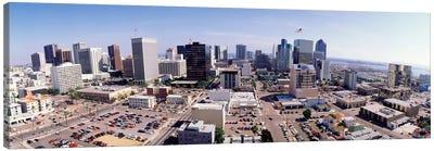 USA, California, San Diego, Downtown District Canvas Print #PIM3676