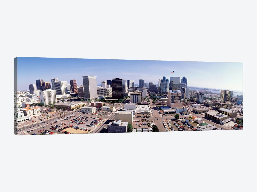 USA, California, San Diego, Downtown District by Panoramic Images 1-piece Canvas Art Print