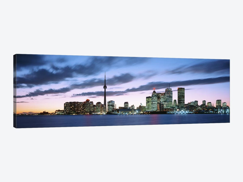 Toronto Ontario Canada by Panoramic Images 1-piece Canvas Print