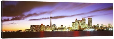 Toronto Ontario Canada Canvas Print #PIM3688