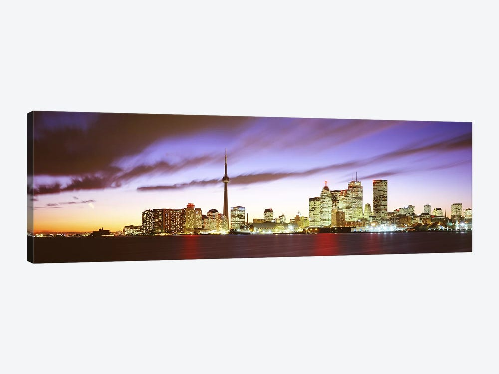 Toronto Ontario Canada by Panoramic Images 1-piece Canvas Artwork