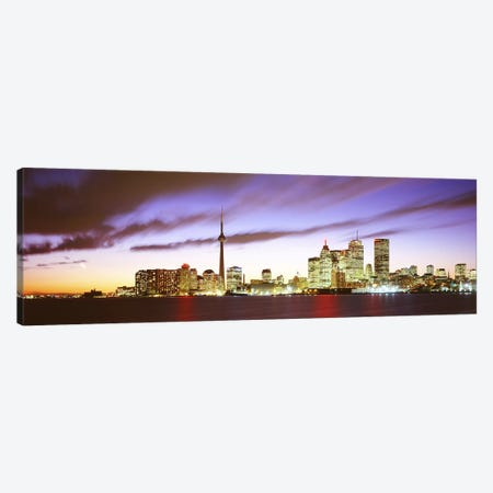 Toronto Ontario Canada Canvas Print #PIM3688} by Panoramic Images Canvas Artwork