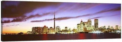 Toronto Ontario Canada Canvas Art Print