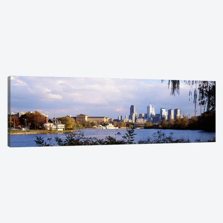 Philadelphia PA #4 Canvas Print #PIM3690} by Panoramic Images Canvas Print