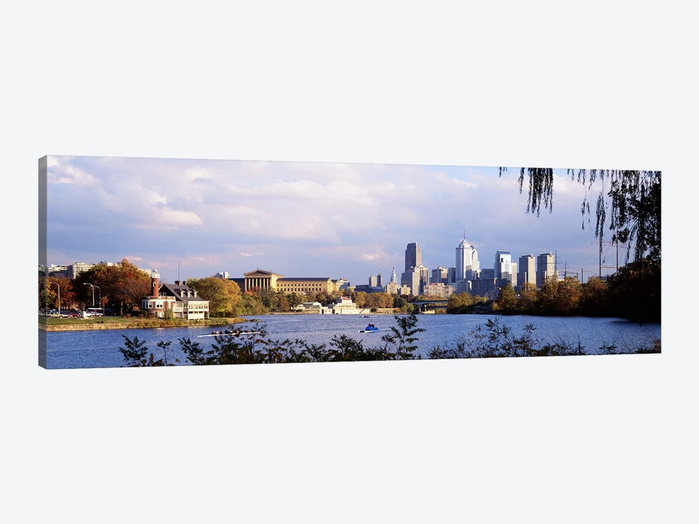 Philadelphia PA #4 by Panoramic Images 1-piece Canvas Art Print