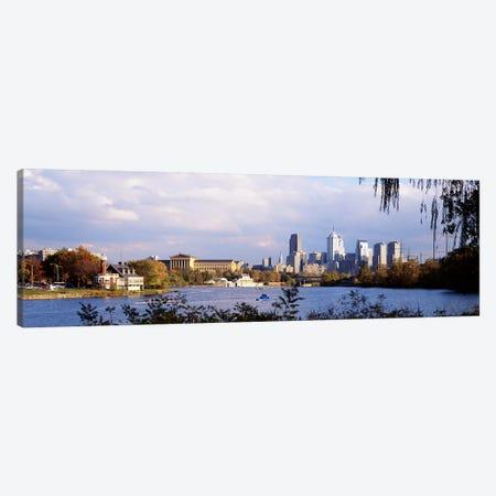 Philadelphia PA #4 Canvas Print #PIM3690} by Panoramic Images Canvas Print