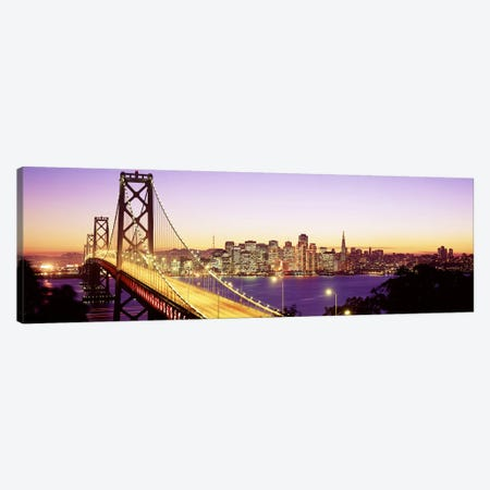 San Francisco CA Canvas Print #PIM3693} by Panoramic Images Canvas Print