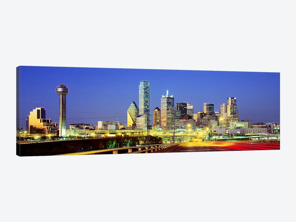 Dallas Texas USA #3 by Panoramic Images 1-piece Canvas Art Print