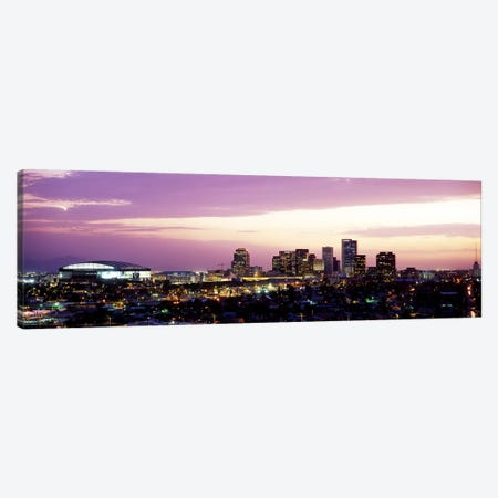 Phoenix AZ Canvas Print #PIM3701} by Panoramic Images Art Print