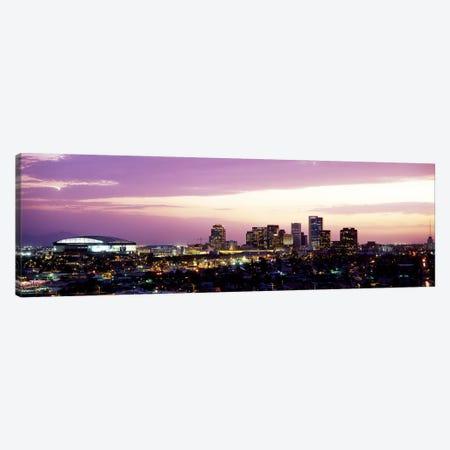 Phoenix AZ Canvas Print #PIM3701} by Panoramic Images Art Print