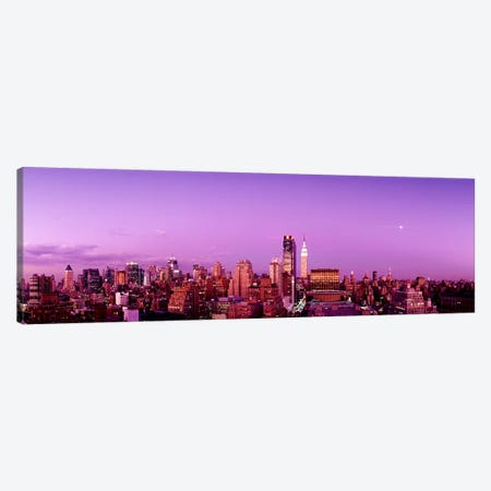 Midtown NYC, New York City, New York State, USA Canvas Print #PIM3708} by Panoramic Images Canvas Print