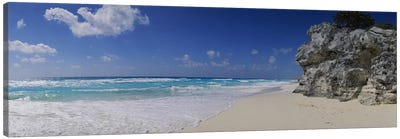 Coastal Landscape, Cancun, Quintana Roo, Mexico Canvas Print #PIM3759