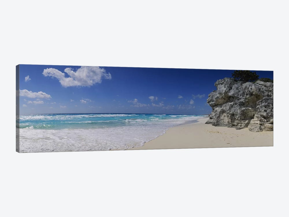 Coastal Landscape, Cancun, Quintana Roo, Mexico by Panoramic Images 1-piece Art Print