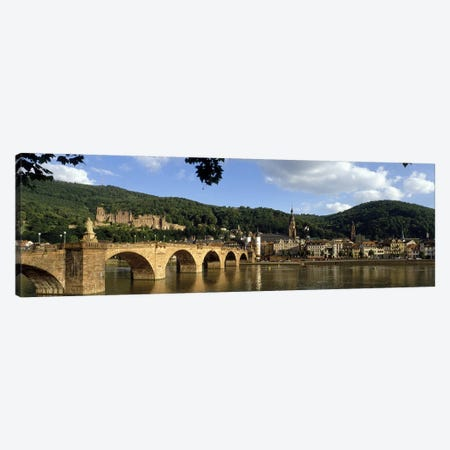 Heidelberg Germany Canvas Print #PIM3761} by Panoramic Images Canvas Art Print