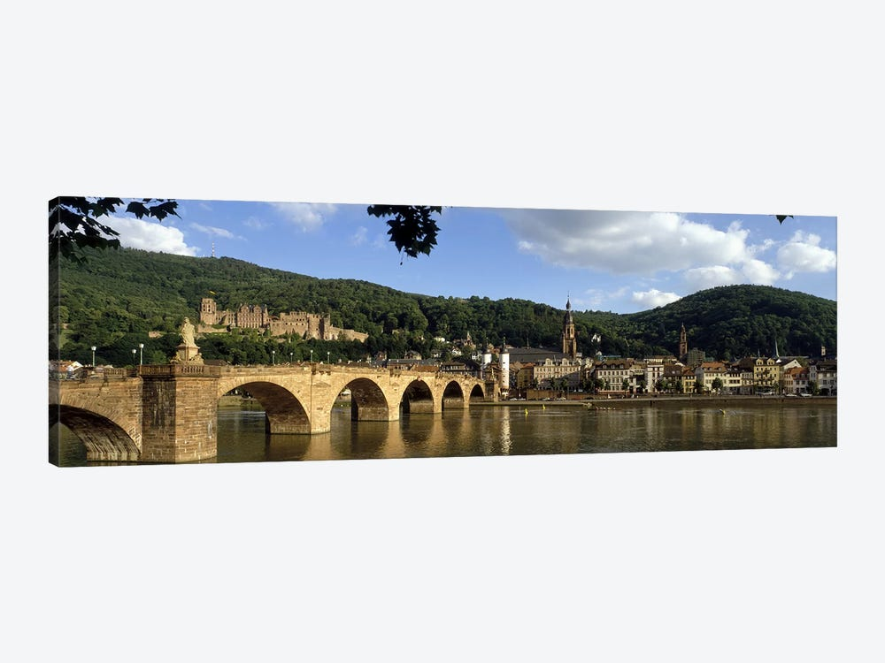 Heidelberg Germany by Panoramic Images 1-piece Canvas Art