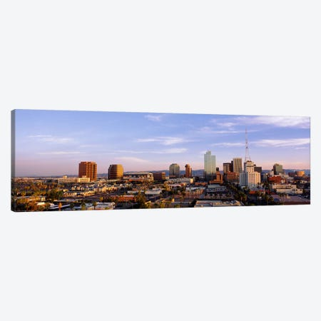 Downtown Skyline, Phoenix, Arizona, Maricopa County, USA Canvas Print #PIM3770} by Panoramic Images Canvas Art