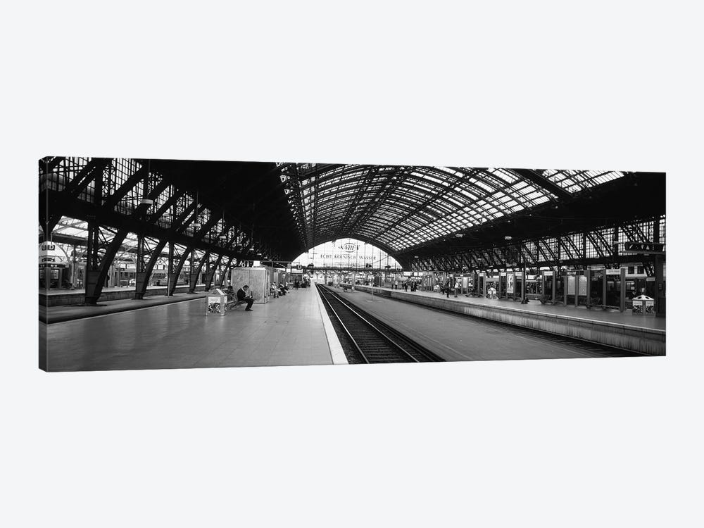 Train Station, Cologne, North Rhine-Westphalia, Germany by Panoramic Images 1-piece Art Print
