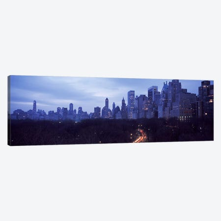 Central Park New York NY Canvas Print #PIM3810} by Panoramic Images Canvas Art Print