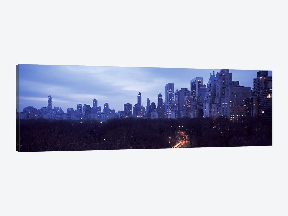 Central Park New York NY by Panoramic Images 1-piece Canvas Artwork